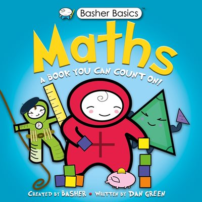 Book cover for Basher Basics: Maths